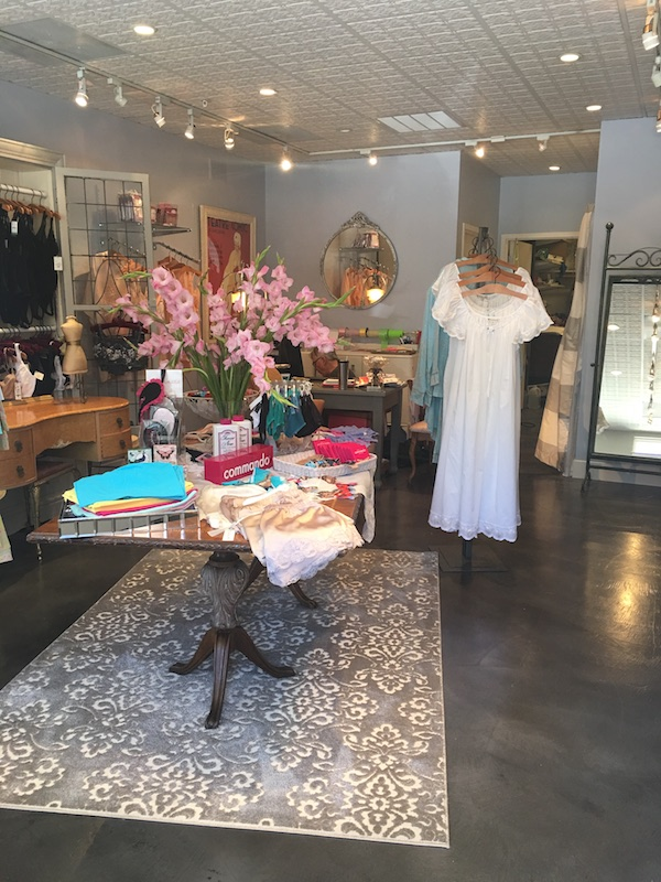 Celebrate Spring with the perfect undergarment from The Lingerie Shoppe in Larkspur, CA