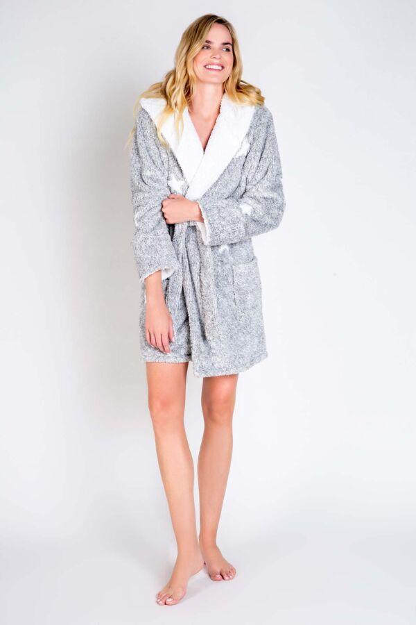 Wrap around robe from Start